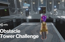 Unity unveils round 2 of Obstacle Tower Challenge for game devs