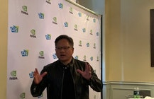 Jensen Huang interview -- 'the foundations of gaming are just fine, just fantastic'