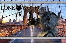 VisionizAR reveals Lone Wolf AR mobile game