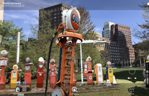 Boston's Rose Kennedy Greenway Is Now One Of The Largest AR Exhibits In North America