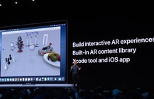 Apple reveals ARKit 3 with RealityKit and Reality Composer