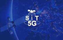 SaT5G shows satellite-based 5G services for planes and rural areas