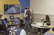 Walmart Turns to VR to Pick Middle Managers