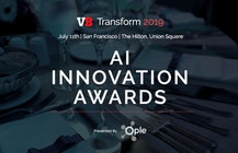 The Business Application nominees for the Transform AI Innovation Awards