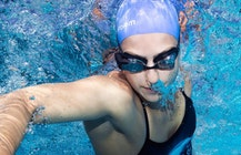 Form unveils $200 AR swim goggles you can wear underwater