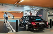 Bosch and Daimler obtain regulatory approval for level 4 self-parking system