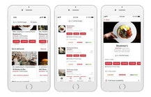 OpenTable expands into food deliveries with Caviar, Grubhub, and Uber Eats