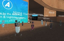 The future of immersive education will be live, social, and personalized