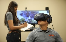 Virtual Reality Study Explores Health Benefits of Nature