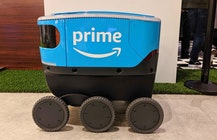 Amazon's Scout robots roll out in Southern California