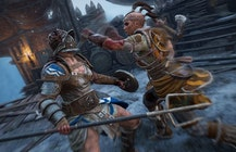 Why you should play For Honour (and not just because it's free on Epic right now)