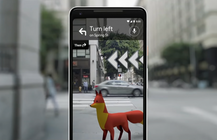 Google Maps AR navigation launches in beta for compatible iOS and Android devices