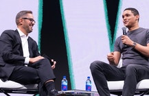 Trevor Noah's advice to tech leaders: 'They are now the man that they were trying to disrupt'