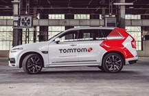 TomTom launches a fully autonomous test car to develop HD maps