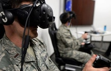 Virtual reality training — for pilots, maintainers and more — expands in 2020 | Air Force Times