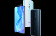 Vivo's V17 Pro has a retracting dual selfie camera
