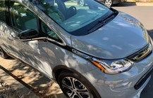 Chevy Bolt EV review: An electric car that combines cool tech with a good price