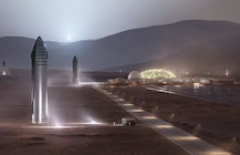 Elon Musk unveils Starship rocket for Moon and Mars missions