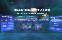 Microsoft Garage project uses VR to teach kids about microgravity