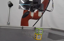 DeepMind transfers cube-stacking skills from simulation to physical robot