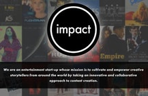 Imagine Impact is an AI-based incubator for entertainment storytellers