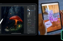 Adobe triples down on iPad with Aero, Illustrator, and Photoshop apps