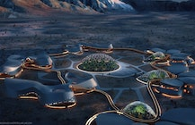 Interstellar Lab biomes tap Mars research to help us survive climate change