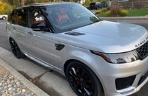 Range Rover Sport HST MHEV review: A Batman-style spotlight, refrigerator, and wearable key