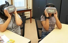 School district uses virtual reality to show students what bullying feels like | CBS News