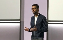 Google CEO Sundar Pichai is now CEO of Alphabet, too