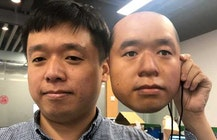 All it takes to fool facial recognition at airports and border crossings is a printed mask, researchers found