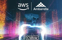 Ambarella shows off new robotics platform and AWS AI programming deal | VentureBeat