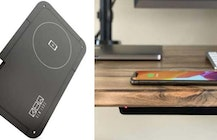 Kew Labs debuts $105 wireless phone charger you can hide under furniture | VentureBeat