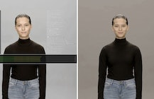 Samsung's 'artificial human' project definitely looks like a digital avatar | The Verge