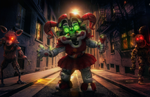 Five Nights at Freddy's AR: Special Delivery -- Building jump scares in augmented reality