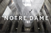 Oculus introduces Rebuilding Notre Dame VR -- before and after fire