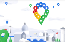 Google Maps turns 15 with a new icon and detailed transit data