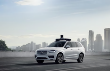 Uber gets California DMV license to test self-driving cars on public roads