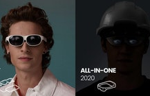 Nreal unveils all-in-one Light enterprise AR headset for Q4 2020