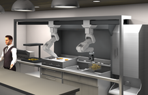 Miso Robotics deploys AI screening devices to detect signs of fever at restaurants