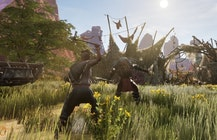 Last Oasis's wind-powered action is inspired by a Mount & Blade: Warband mod | PCGamesN