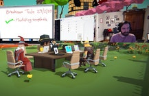 Sine Wave Entertainment launches Breakroom 3D social hub for remote teams in VR, PC, or mobile devices