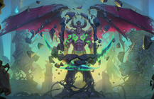 Hearthstone: Ashes of Outland interview -- The demon hunter workshop
