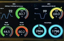 This Raspberry Pi System Monitor Displays Your PC's Hardware Stats   Tom's Hardware