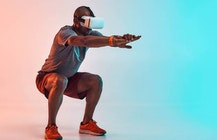 Naked and Unafraid to Exercise in Virtual Reality | WIRED