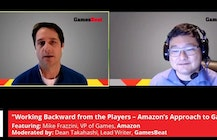 How Amazon builds games by working backward from players