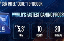 Intel launches S-Series CPUs primed for gamers