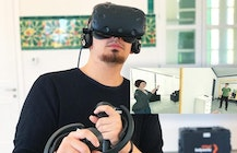 Abusers forced to live through domestic violence in new virtual reality program using Oculus technology   7News Australia