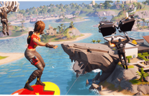 Fortnite will launch on next-generation consoles on Unreal Engine 4 and migrate to UE5