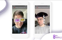 8th Wall launches Face Effects tool for AR facial animations   VentureBeat